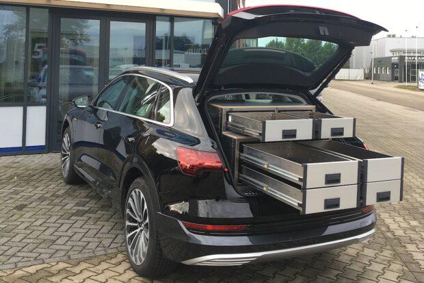 eWorks Audi eTron uw wagenpark verduurzamen